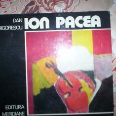 Ion Pacea album de pictura - de Dan Grigorescu - Album Arta