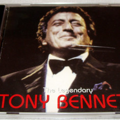TONY BENNETT - The Legendey / C.D. - Muzica Chillout