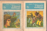 (C3598) ULTIMUL MOHICAN DE JAMES FENIMORE COOPER, VOL. 1,2,3, EDITURA ION CREANGA, 1975, TRADUCERE DE MIHNEA GHEORGHIU