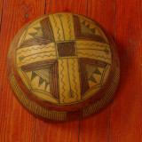 vas din dovleac ( kurbis ) - arta africana