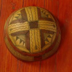 Vas din dovleac ( kurbis ) - arta africana - Arta din Africa