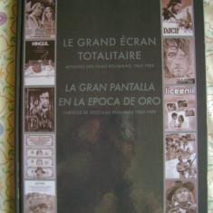 Landry - Marele ecran in Epoca de Aur. Afise de filme romanesti 1965 - 1989 Le grand ecran totalitaire La Gran Pantalia en la Epoca del Oro afis film - Album Arta