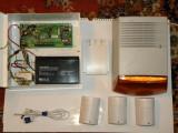 Kit sistem de alarma paradox pt imobil, casa, magazin