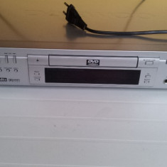 DVD player DAEWOO - DVG 6000D - KARAOKE - DVD Playere Daewoo, CD-R: 1, DVD-RW: 1, MP3: 1, SVCD: 1, VCD: 1