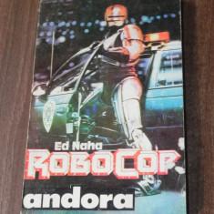 ED NAHA - ROBOCOP. SF - Carte SF