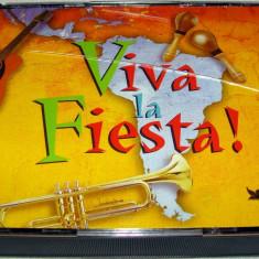 VIVA LA FIESTA / 3 C.D. Album - Latino Music From SAMBA TO LAMBADA - Muzica Latino