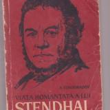 Anatoli Vinogradov - Viata romantata a lui Stendhal, Anul publicarii: 1959