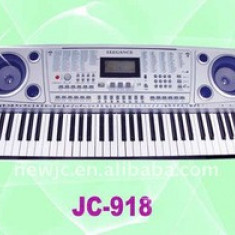 Digital piano keyboard JC-918