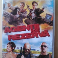 The Other Guys / Agentii de rezerva (DVD) SIGILAT (ALVio) - Film actiune, Romana
