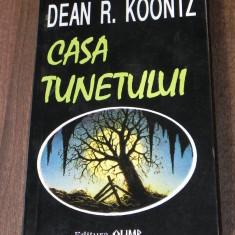 DEAN R KOONTZ - CASA TUNETULUI. HORROR