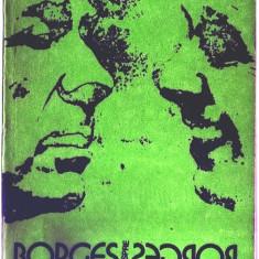 Borges despre Borges - Willis Barnstone 1990 Edit. Dacia 207 pag.