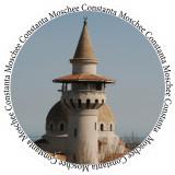 Insigne Moschee - Constanta -- 44mm sau 56mm -- (PERSONALIZATE)