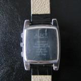 C EAS ALFEX 5461 - Ceas barbatesc, Lux - sport, Quartz, Inox, Piele, Cronograf
