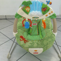 Balansoar Fisher-Price - Balansoar interior