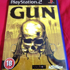 Joc Gun, PS2, original, alte sute de jocuri! - Jocuri PS2 Activision, Shooting, 18+, Single player