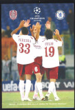 UEFA CHAMPIONS LEAGUE*CFR CLUJ vs CHELSEA FOOTBALL CLUB