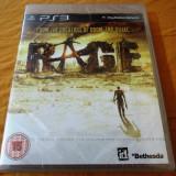 Joc Rage, PS3, original si sigilat, alte sute de jocuri!