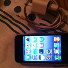 iPhone 3Gs Apple, Negru, 32GB, Neblocat