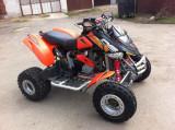 ATV BOMBARDIER 650 SD din 2003 ,, Ful protectii ''