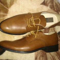 PANTOFI PACIOTTI - Pantofi barbat Cesare Paciotti, Marime: 39, 41, 42, Culoare: Bleumarin, Maro, Marime: 42, Maro