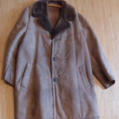 Palton dama piele intoarsa, Marime: 54