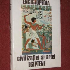 ENCICLOPEDIA CIVILIZATIEI SI ARTEI EGIPTENE - Enciclopedie