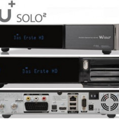 VU+ SOLO2 FULL HD DVB-S2 TWIN LINUX HDTV PVR READY