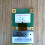 PLACA LAPTOP WIRELESS AZUREWAVE AR5B95 SI ATH-AR5B95 BGN MINI PCI