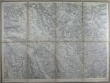 4 - HARTA VECHE MILITARA ELVETIANA 1885 - TIMBRU SEC DREAPTA JOS