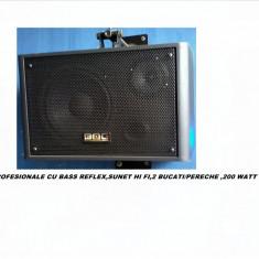 SISTEM AUDIO KARAOKE COMPUS DIN MIXER AMPLIFICAT 200WATT,2 BOXE 250 WATT+2 MICROFOANE HI FI.