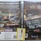 Twisted Metal: Head On  (PSP) (ALVio) + sute de alte jocuri psp originale ( vand schimb )