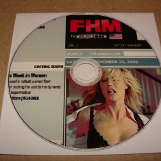 U.S.A. FHM  WOMEN - DVD 2008