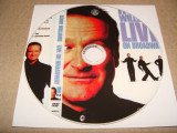 Cumpara ieftin ROBIN WILLIAMS - LIVE ON BROADWAY 2002 / Stand Up Comedy - DVD / HBO, Engleza