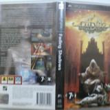 FADING SHADOWS  PSP (ALVio) + sute de alte jocuri PSP ( Vand / Schimb )