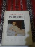 De la Manet la Lautrec Lionello Venturi