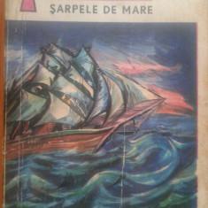 SARPELE DE MARE - Jules Verne - Roman, Anul publicarii: 1969