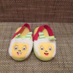 Papuci de casa marimea 15-16 - Papuci copii, Fete, Din imagine
