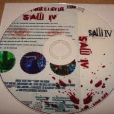 SAW 4 / DVD Thriller - Tobin Bell, Scott Patterson, Costas Mandylor ( 2007 ) - Film thriller