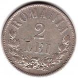 * Moneda 2 lei 1873