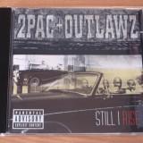 2Pac and Outlawz - Still I Rise - Muzica Hip Hop Altele, CD