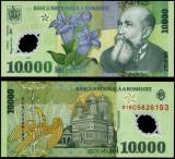 10000 LEI 2000 ISARESCU UNC