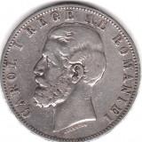 * Moneda 5 lei 1883 - Moneda Romania