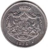 * Moneda 2 lei 1875