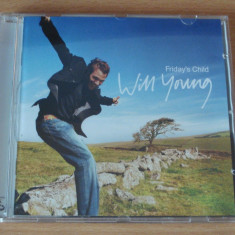 Will Young - Friday's Child - Muzica Pop rca records