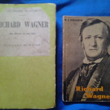 Drama muzicala / Richard Wagner (son oeuvre et son idee) -Schure PARIS 1914