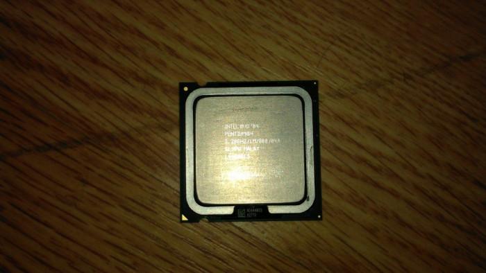Procesor laptop / desktop Intel Pentium 3.2 Ghz / 1 M / 800 socket 775