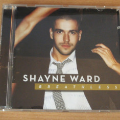 Shayne Ward - Breathless - Muzica Pop sony music