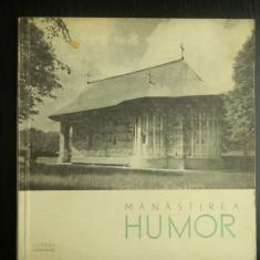Manastirea HUMOR Stefan Bals - Carti Istoria bisericii