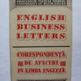 Corespondenta de afaceri in limba engleza - Carte de aventura