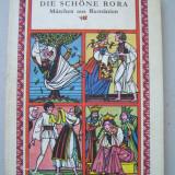 Frumoasa Rora. Povesti din Romania IN LIMBA GERMANA, CU ILUSTRATII